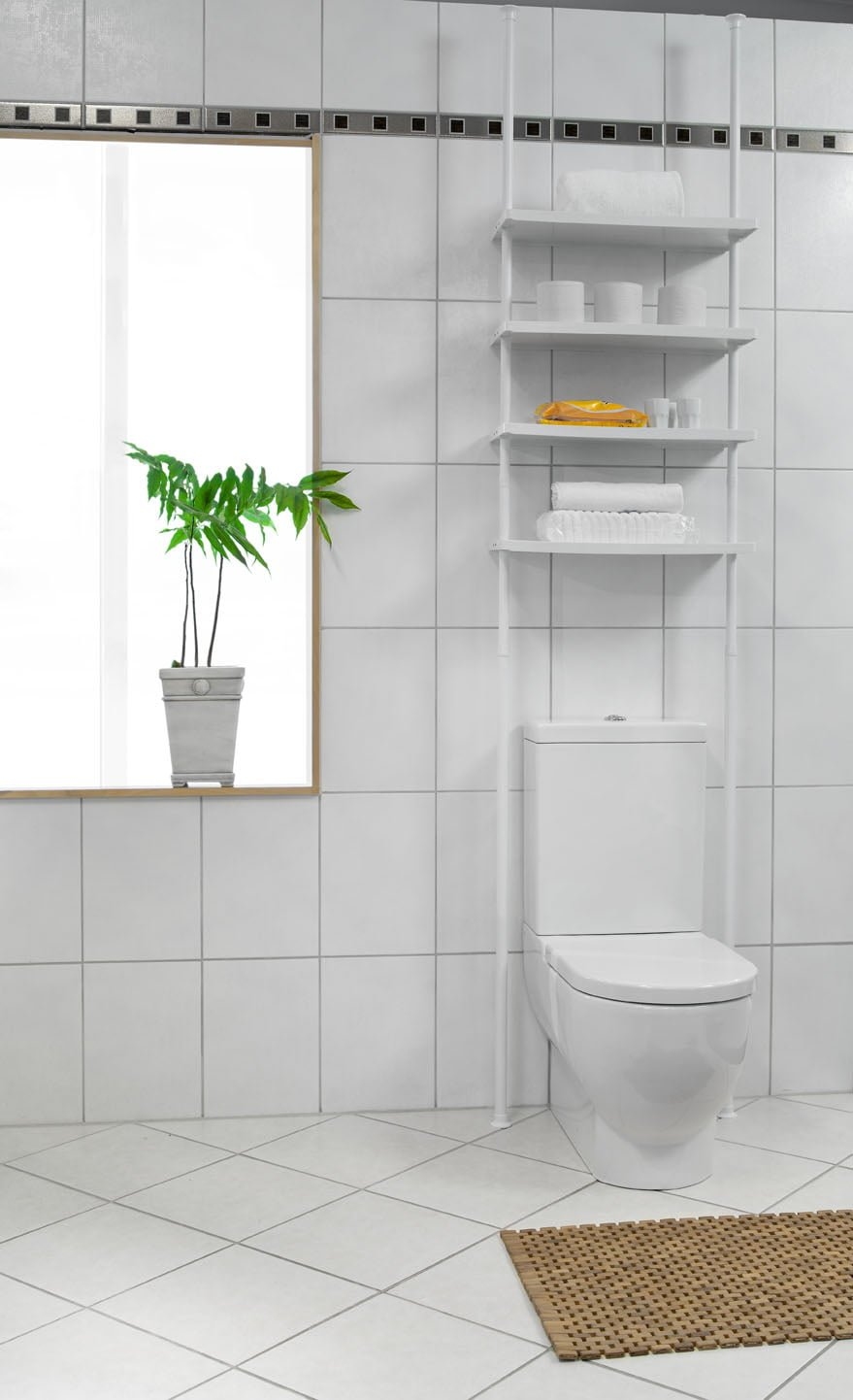 Toaletthylla för dig som har lite plats i badrummet Keep it Smpl u2122