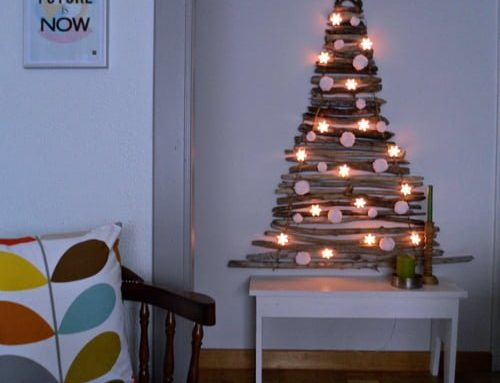 10 idéer – Istället för en traditionell julgran