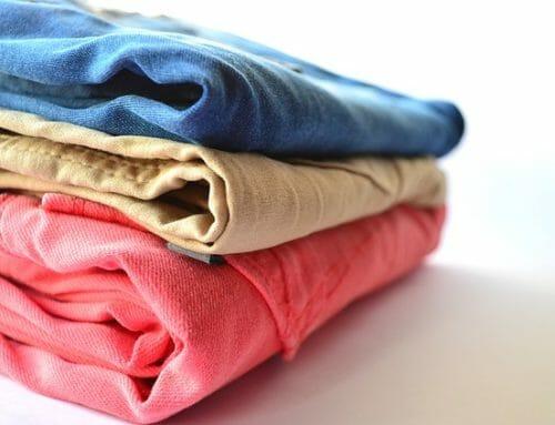 Få pengar för dina gamla kläder