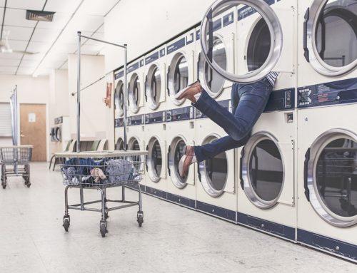 Ta kontroll över tvätten och spar tid