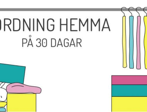 Summering av utmaningen i september 2018