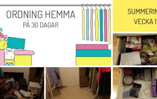 ORDNING HEMMA PÅ 30 DAGAR - keepit.smpl.nu