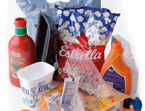 Källsortera plastförpackningar – Gör så här