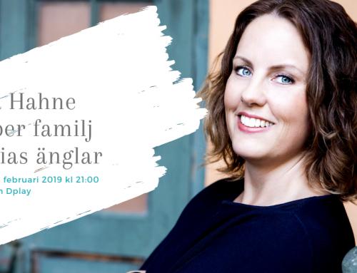 Ordningsexpert Brita Hahne hjälper familj i Sofias änglar