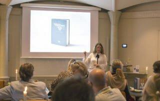 Brita Hahne om boken Hållbart Liv