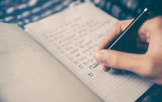 Tre tips för att slippa många måsten